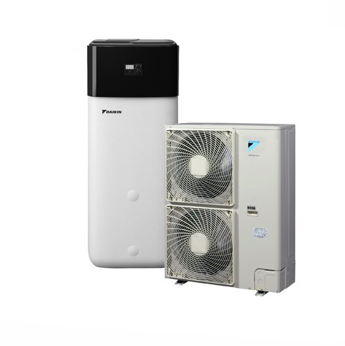 Pompa ciepła split do CO i CWU - DAIKIN ALTHERMA LT - ERLQ+EHSXB (400V)