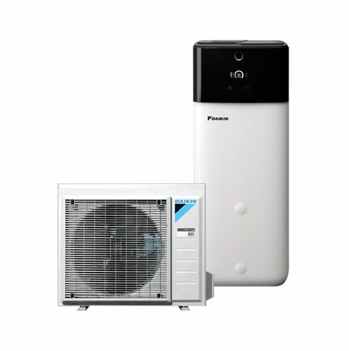 Pompa ciepła split do CO i CWU - DAIKIN ALTHERMA 3 - ERGA+EHSH / EHSX
